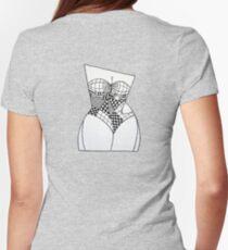 Votive XX (c.2016 V.III) Womens Fitted T-Shirt