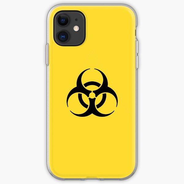 Biohazard iPhone Soft Case