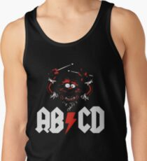 Animal Drummer - ACDC Tank Top