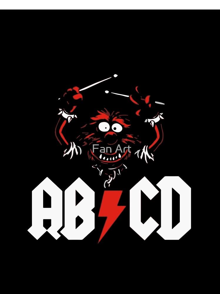 Animal Drummer - ACDC de Cudge82