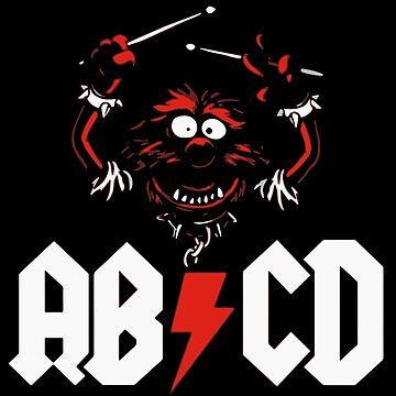 Animal Drummer - ACDC by Cudge82