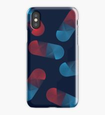 Pilled Up in Colour iPhone Case
