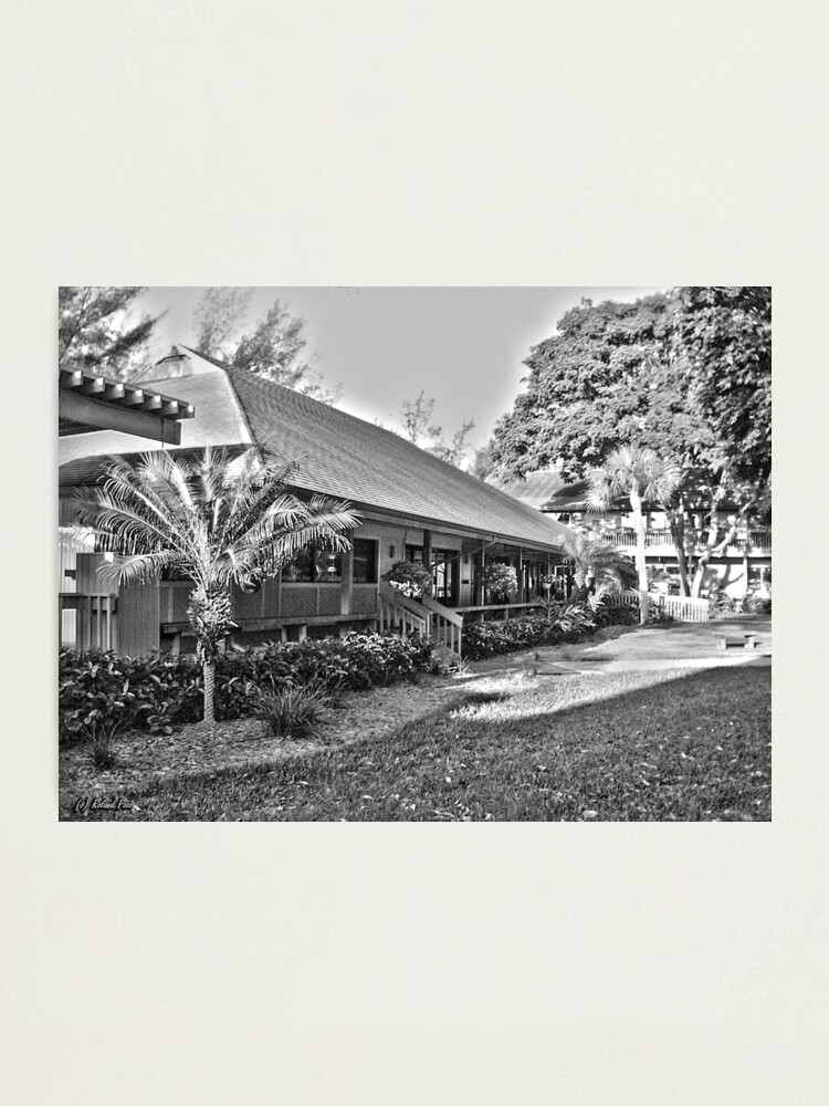 Alternate view of Periwinkle Cottage Photographic Print