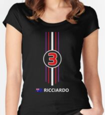 ricciardo Women's Fitted Scoop T-Shirt