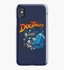 DocTales Parody Design iPhone Case/Skin