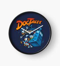 DocTales Parody Design Clock