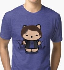 Hello Tribute Tri-blend T-Shirt