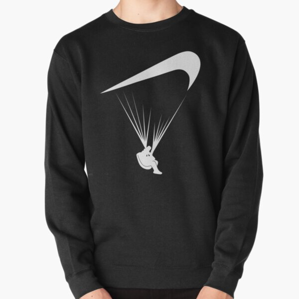 Printed Hoodie The evolution of a paraglider