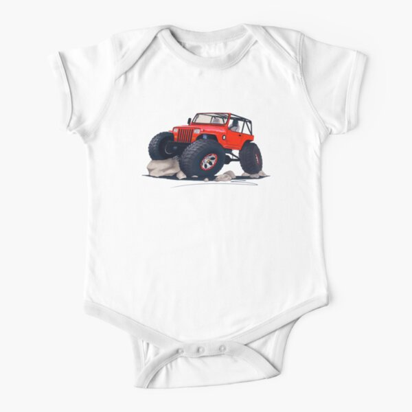 My Daddy Drives A Land Rover Personalizado De Manga Larga Bebé Camisetas Bodis
