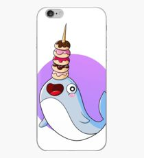 Narwhal iPhone Case