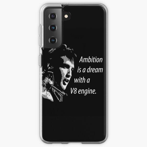 Elvis Presley  Samsung Galaxy Soft Case