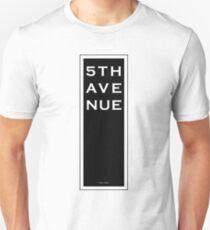 5th Avenue - New York  Unisex T-Shirt