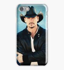 Tim McGraw Keren iPhone Case/Skin