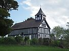 St Peters Melverley Shropshire by Yampimon