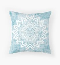 Cojín MANDALA SAVANAH LIGHT BLUE