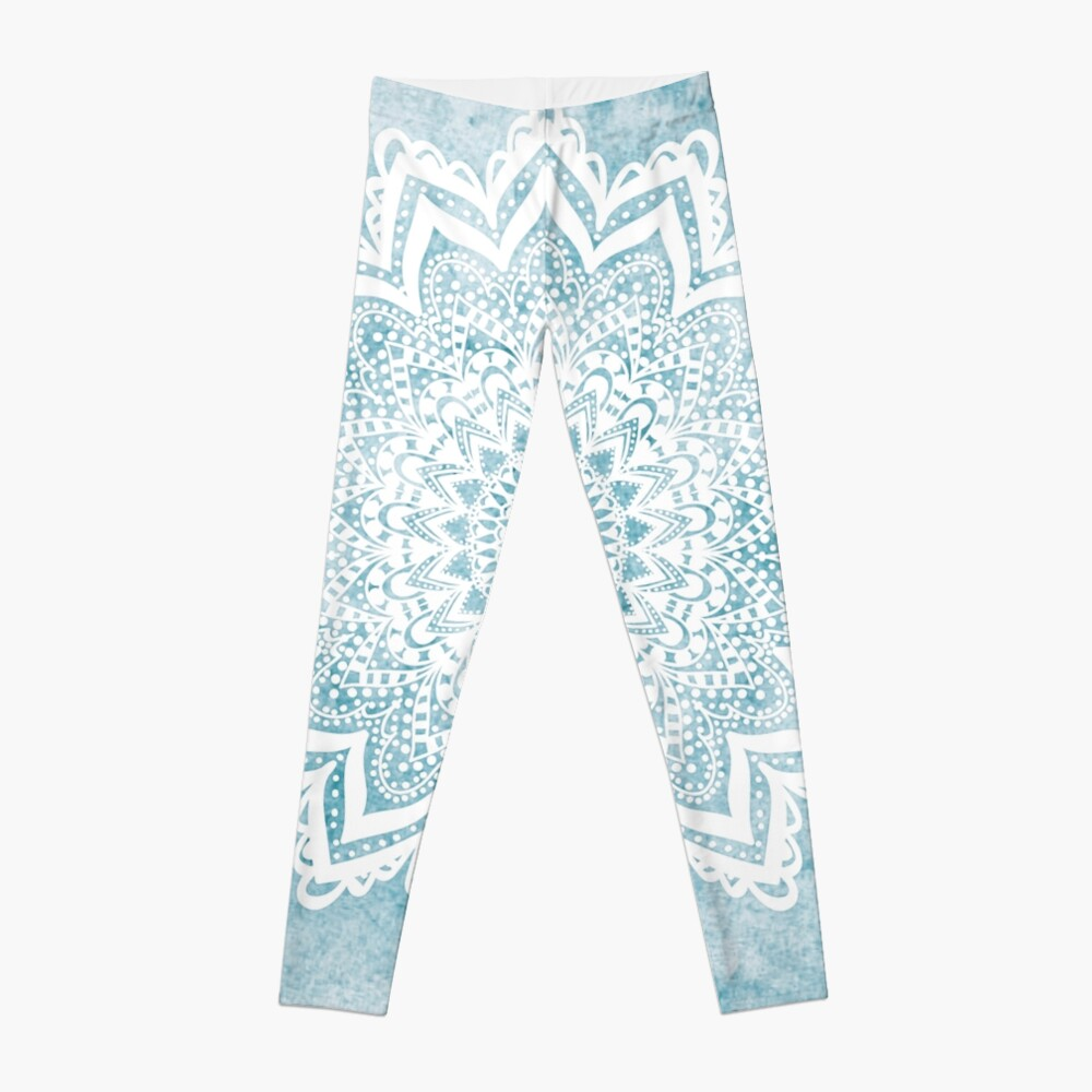 MANDALA SAVANAH LIGHT BLUE Leggings
