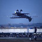 Eddie Andreni Steerman @ Avalon Airshow, Australia 2001 by muz2142
