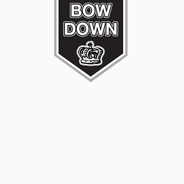 Bow Down to the Crown by Hockeywood