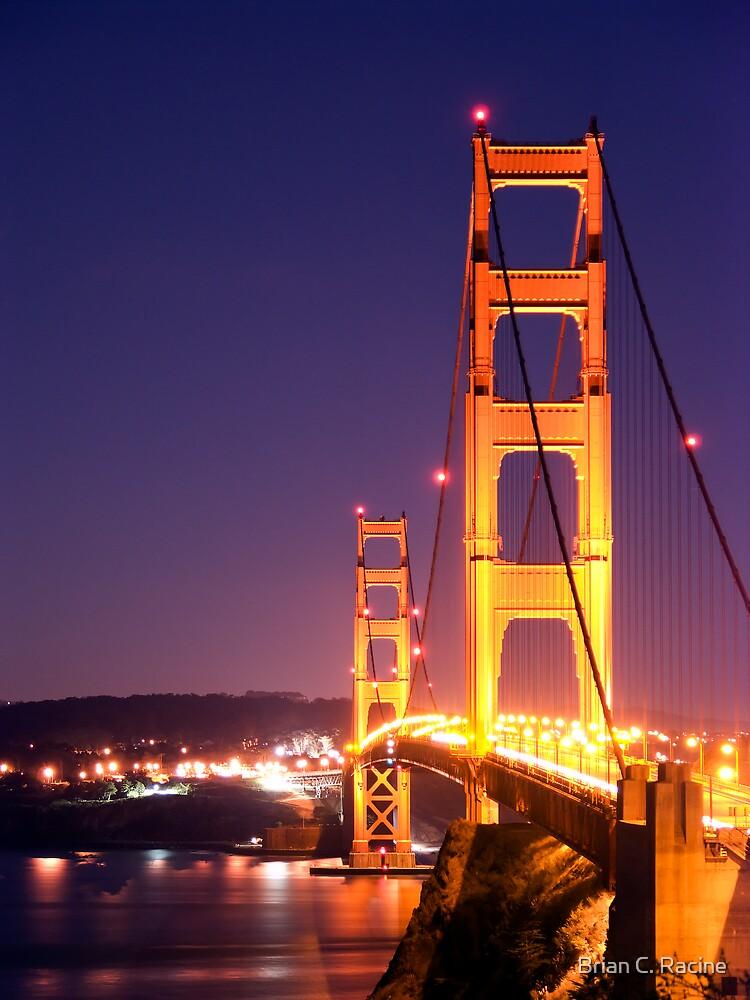 Golden Gate Bridge by Brian C. Racine
