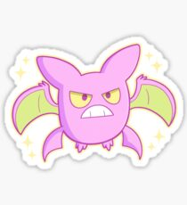 Shiny Crobat Sticker