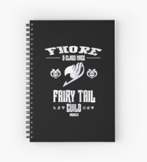 fairy tail Spiral Notebook