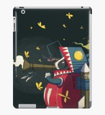Bazooka Bunny iPad Case/Skin