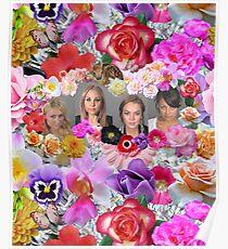 Princesses mugshots Poster