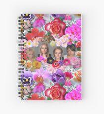 Cuaderno de espiral Princesses mugshots