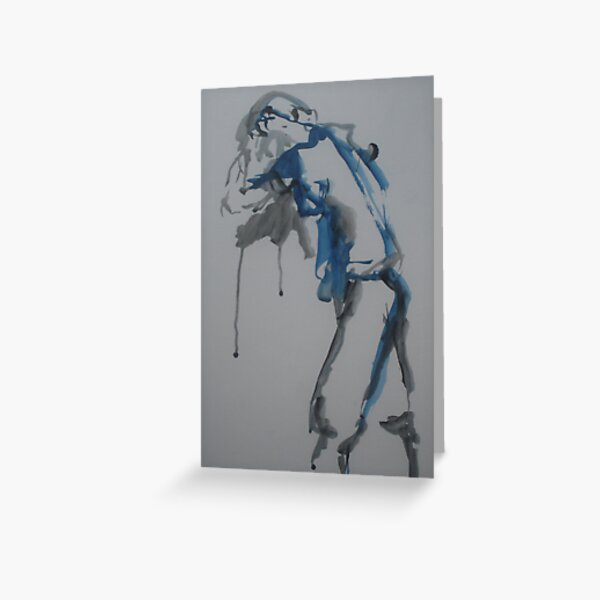 Art of Reflection Greeting Card