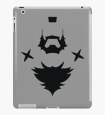 hair style zangief iPad Case/Skin
