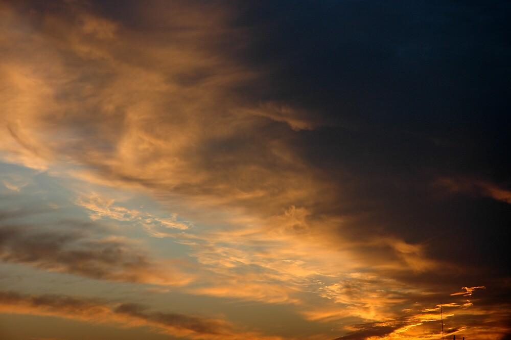 Sunset by eirini