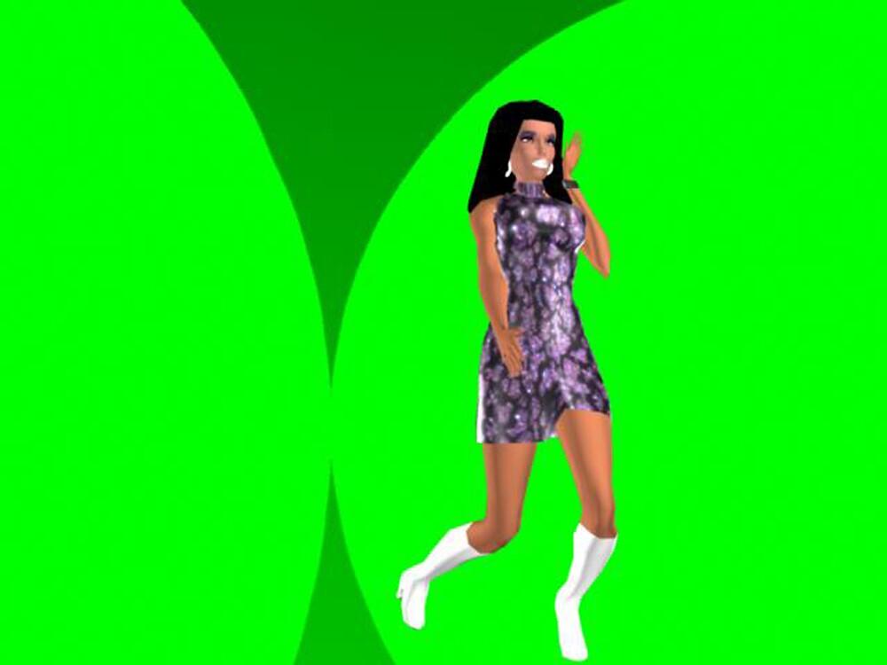 gogo greenscreen by connie714
