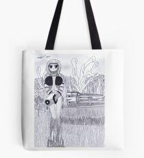 No Mantsu Sky Tote Bag