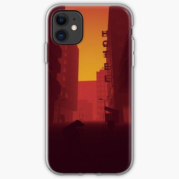 Sunday 5am iPhone Soft Case