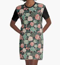 succulent Graphic T-Shirt Dress