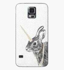 Uni-hare. All animals are magical. Case/Skin for Samsung Galaxy