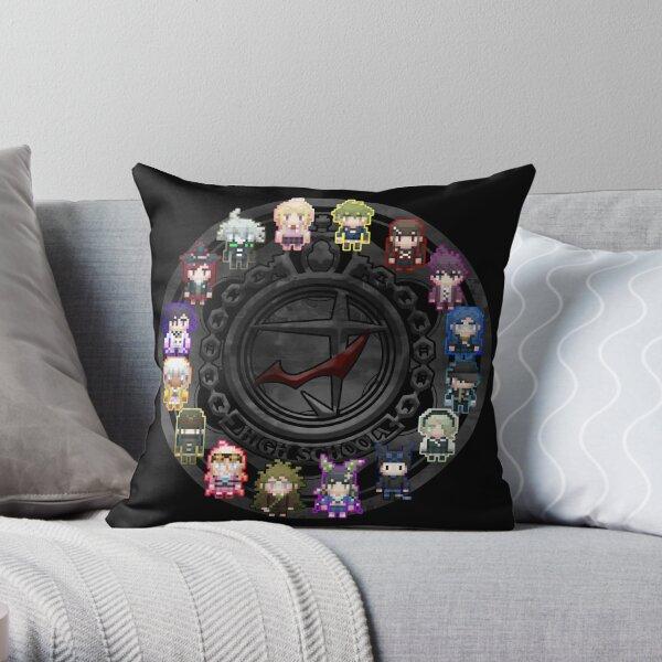 New Despair V3 Throw Pillow