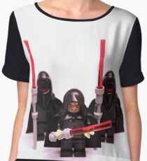 Lego Star Wars Emperor & Shadow Guards March Minifigure Chiffon Top