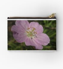 Wildflower Macro Studio Pouch