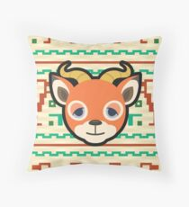 BEAU ANIMAL CROSSING Throw Pillow