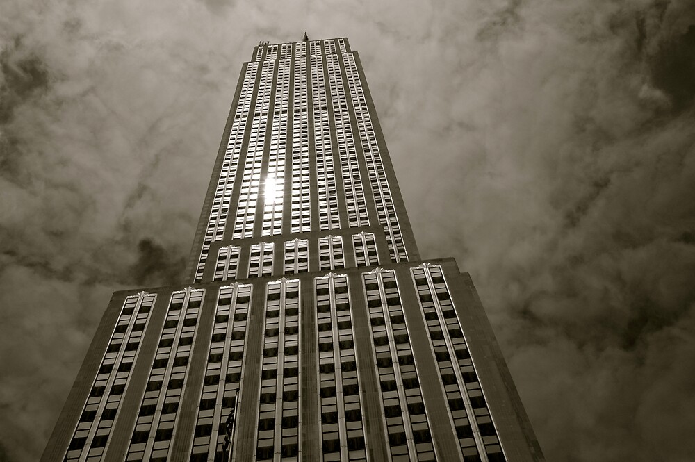 Empire State Building by eirini
