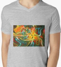 Colored water T-Shirt