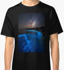 Milky Bioluminescence - 2nd Edition Classic T-Shirt