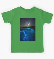 Milky Bioluminescence - 2nd Edition Kids Clothes