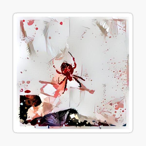 Murder Spider 7763 Sticker