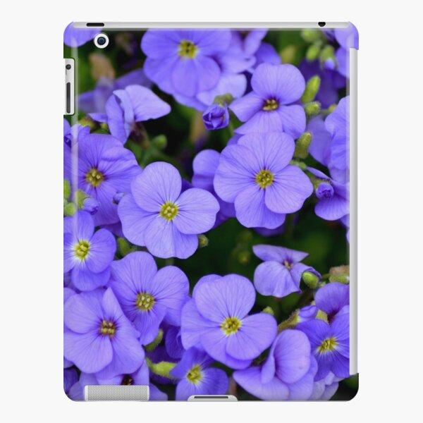 Purple Flowers  iPad Snap Case