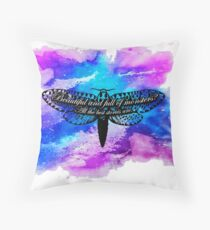 Beautiful and Monsters? Throw Pillow