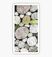 Classical Stones Pattern in High Format Sticker