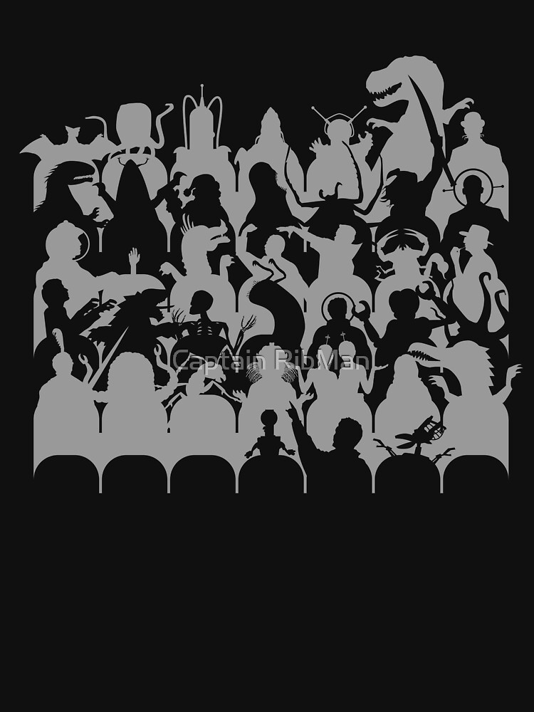 Mystery Theater 3K by RibMan