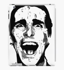 amerikanischer Psycho iPad-Hülle & Klebefolie